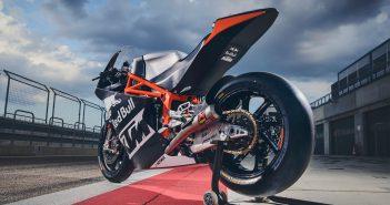bb WP KTM Moto2 Pit Lane Aragon 2016
