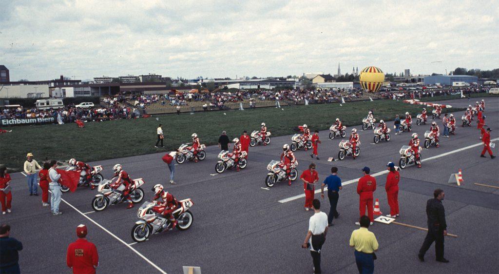 Yamaha Cup Speyer 1992