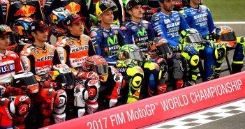 MotoGP 2017: Erste Katar-Impressionen