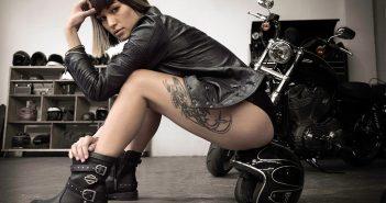 Helme von Harley-Davidson