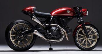 Ducati Custom Rumble Finalisten 2018