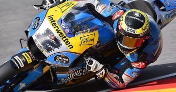 Tom Lüthi 2019 zurück in Moto2-WM