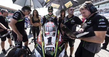 Superbike WM: Sieg Nr. 65 für Rea