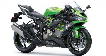 Neu: 2019er Kawasaki Ninja ZX-6R (636)