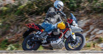 Fahrbericht Moto Guzzi V85 TT