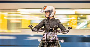 Neuer Jet-Helm: Schuberth M1 Pro