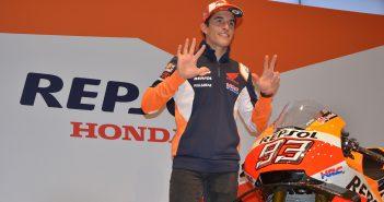 Marc Marquez-Interview: »Weiter verbessern«
