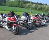 Honda CB1300-Kalender 2020