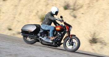 Fahrbericht: Harley-Davidson Sport Glide