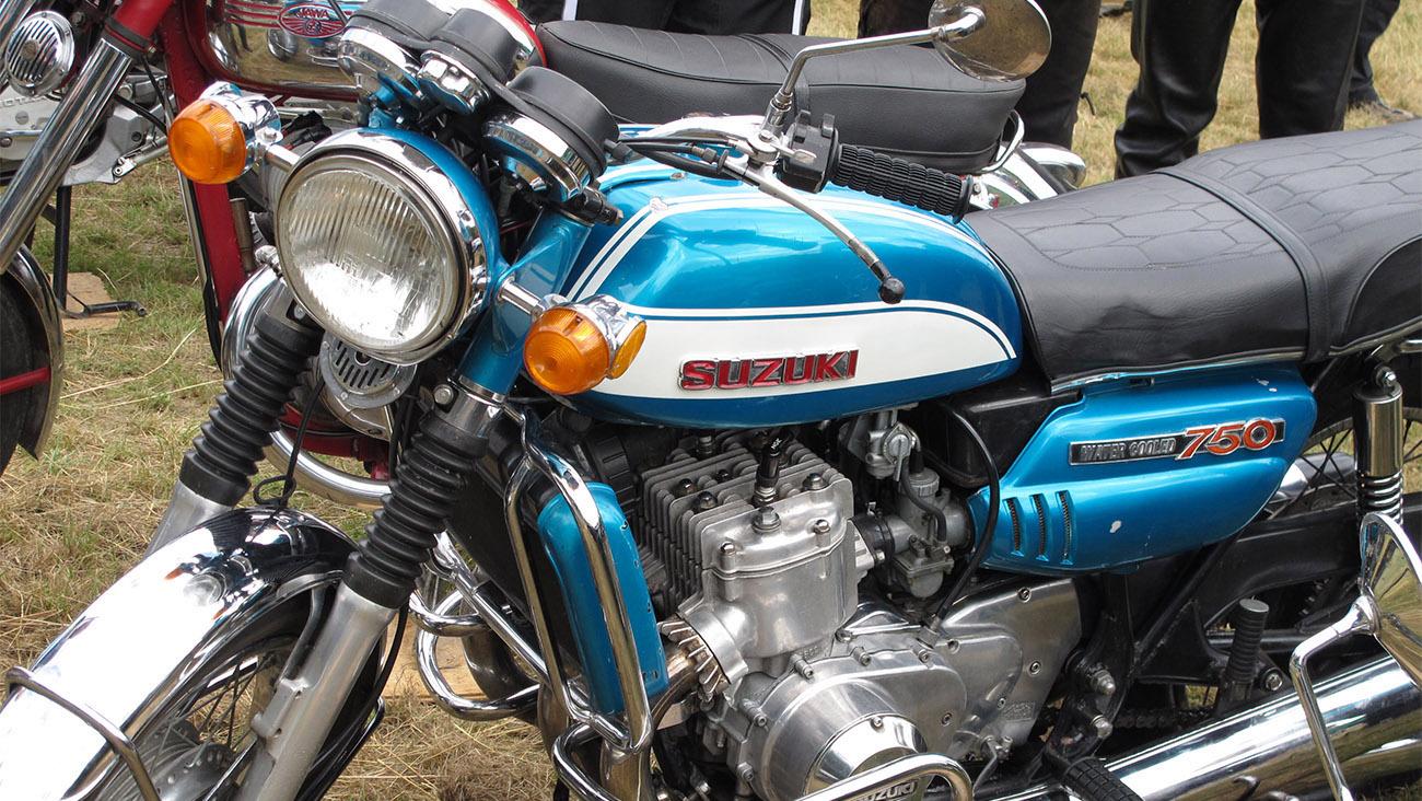 Jubiläum: 100 Jahre Suzuki