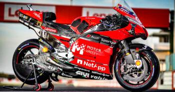 Ducati´s MotoGP Bestie  Desmosedici GP2020