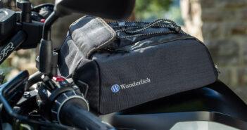 BMW F 900 R/XR: Wunderlich-Tankrucksack
